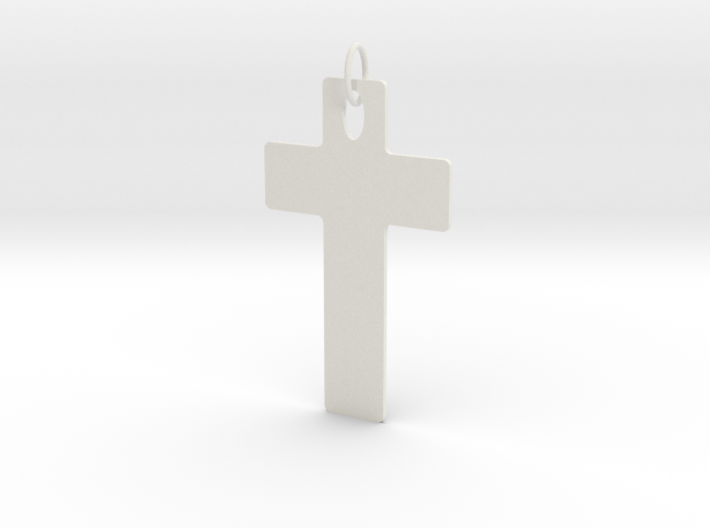 Cross Customizable 3d printed