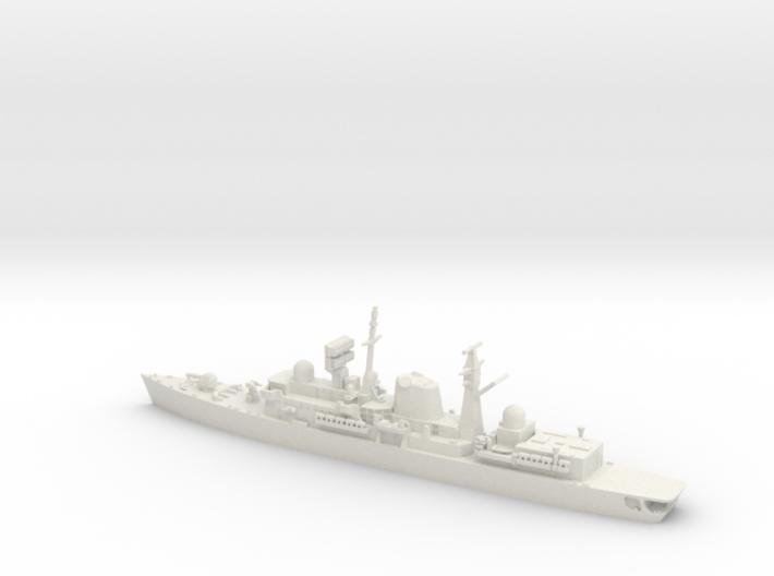 1/700 Type 42 Batch 1 HMS Sheffield 3d printed