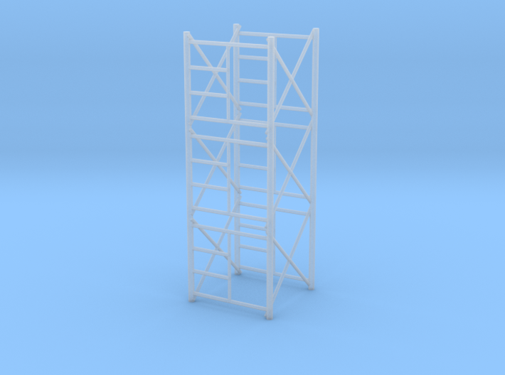 1/64 Scaffolding 3 high 3d printed