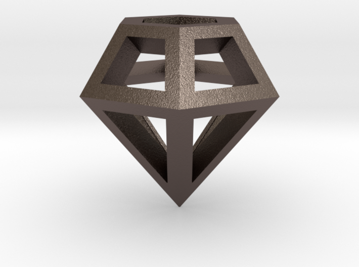 Wire Diamond 3d printed