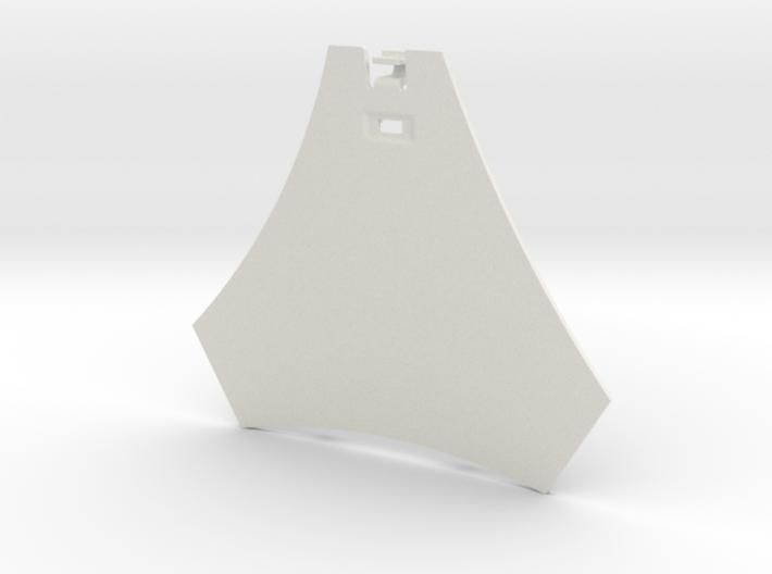 Predator AVP Laser Mine Bottom Panel Replica Prop 3d printed