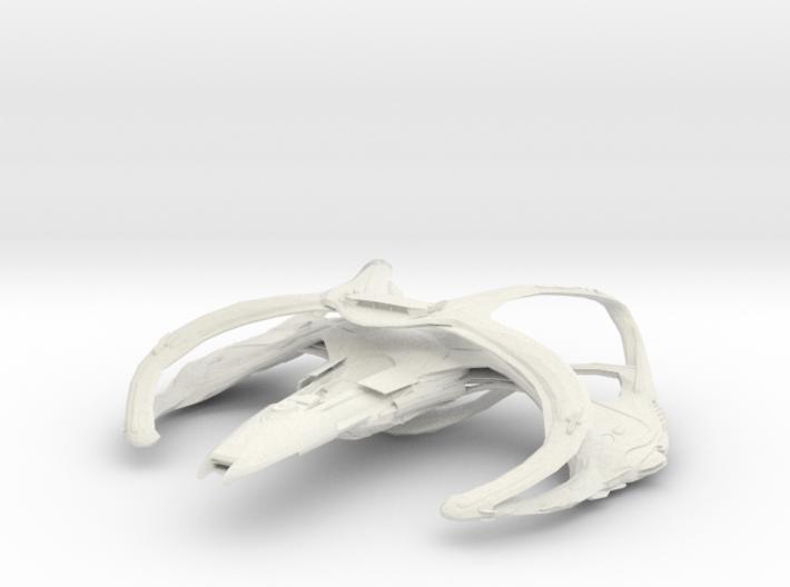 Andromeda II Refit 3d printed