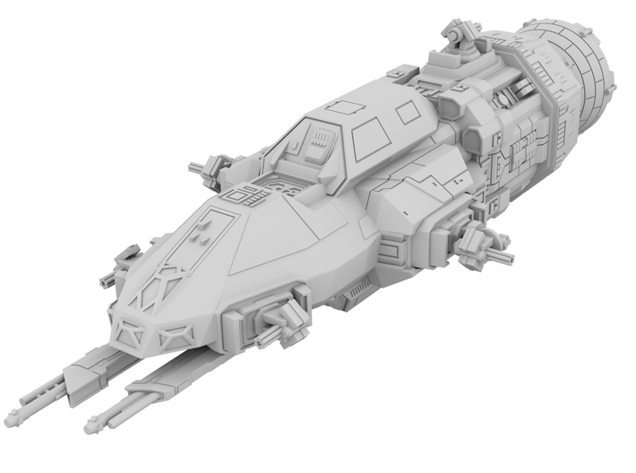 Rocinante - The Expanse [75mm] 3d printed