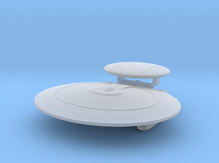 Nebula Class (Sensor Pod) 1/15000 3d printed