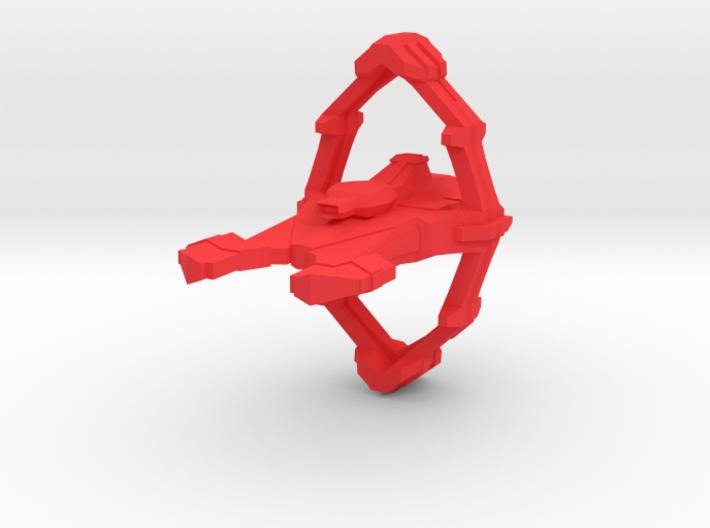 Colour Slipstreamer Escort 3d printed