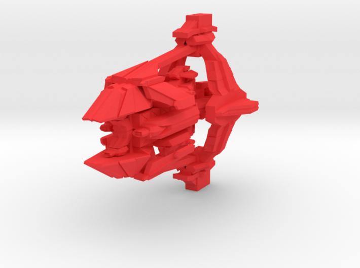 Colour Slipstreamer Escort Carrier 3d printed