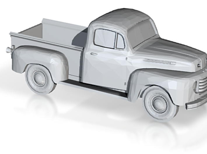 110,46 mm 1948-52 Ford PickUp 3d printed