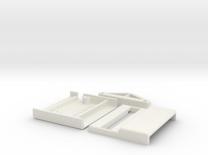 Commodore 64 Mini X-Pander Case 3d printed