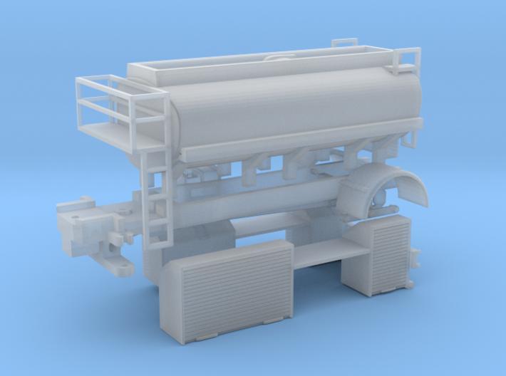 Falck Tanklöschfahrzeug DK 3d printed