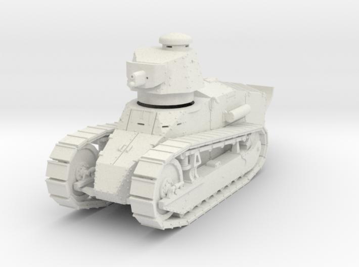 PV152A M1917A1 Six Ton Tank w/37mm Gun (28mm) 3d printed