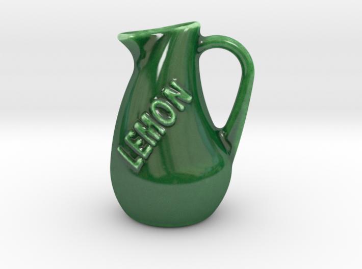 Lemon Juice 3d printed