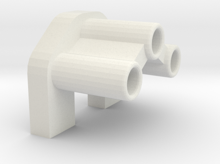 PowerConnector - HenstlerCounter 3d printed