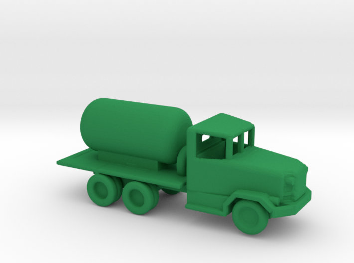 1/200 Scale M-35 LOX Truck 3d printed