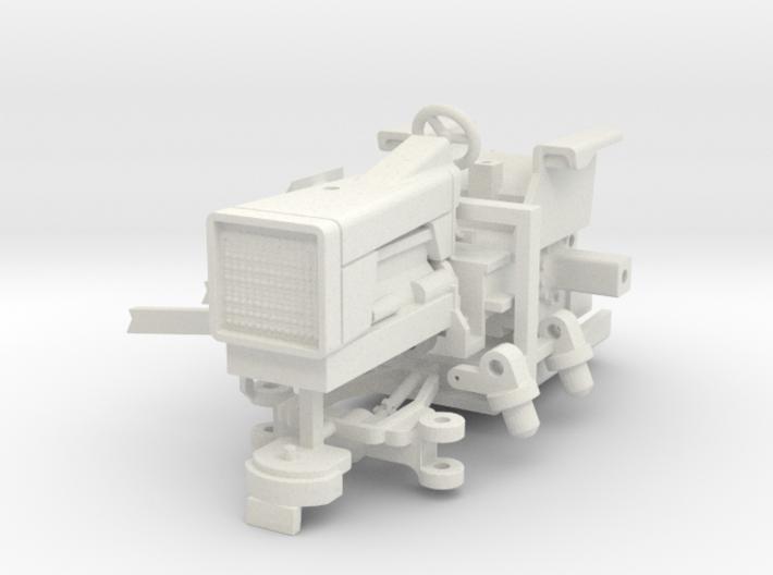 Two Twenty AC WSF Material 3d printed