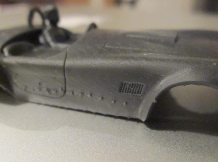 HWP 427 Cobra MegaG V1 Acetate Release 3d printed