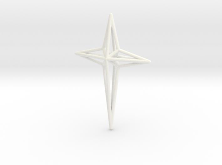 Star 7x5x1 D2 3d printed