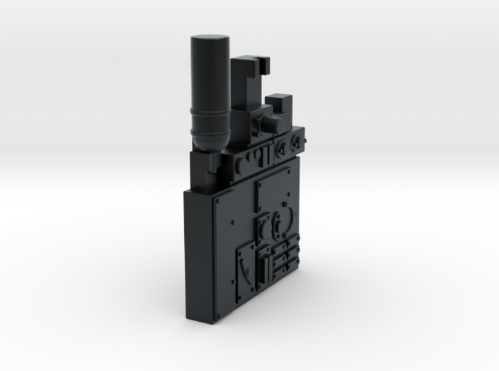 Centurion Extinguisher Greebly for Y-Wing 3d printed