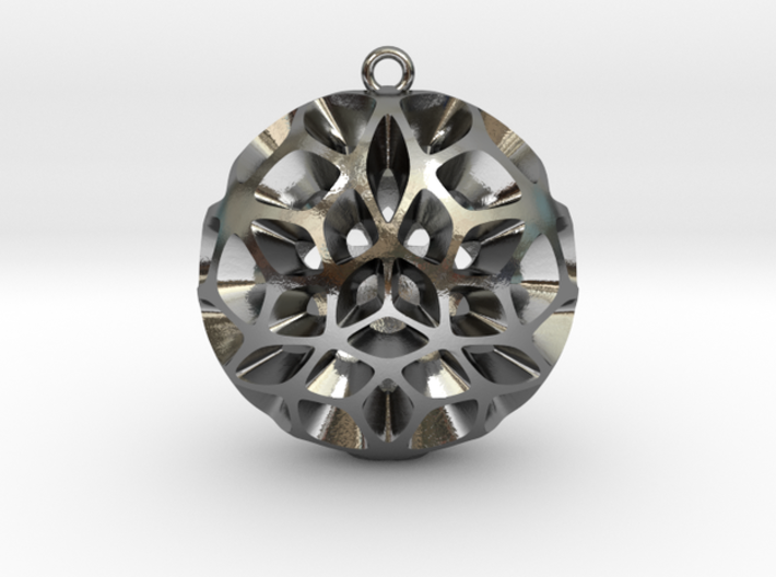 Orion Pendant Large 3d printed
