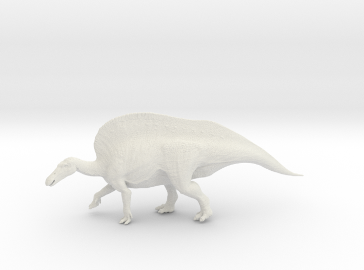 Ouranosaurus (Medium/Large size) 3d printed