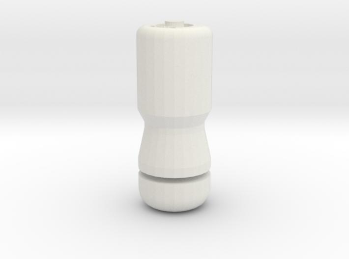 EMP Grenade 3d printed