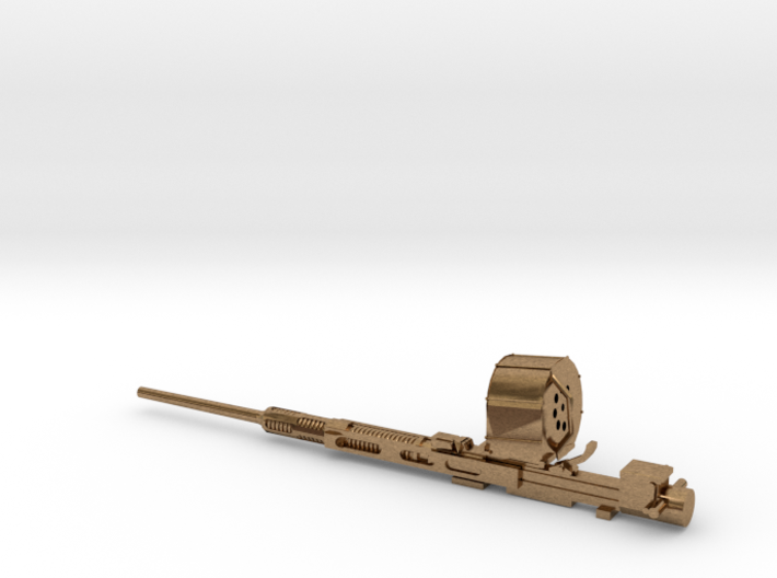 1/24 Oerlikon 20mm cannon 3d printed