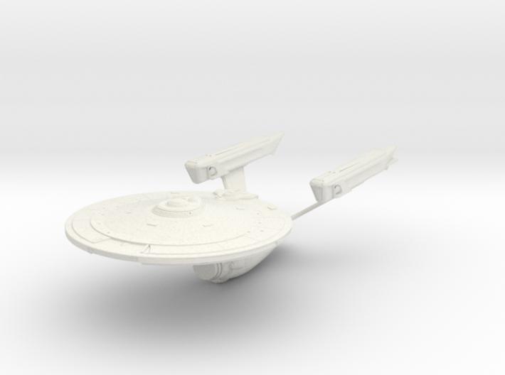Enterpirse Class Refit BattleCruiser 3d printed