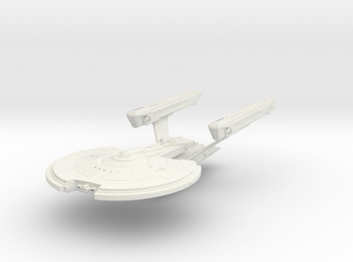 Norris Class  BattleCruiser 3d printed