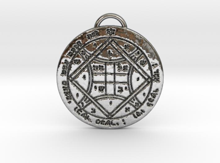 Fourth Pentacle of Venus Greater Key of Solomon 3d printed