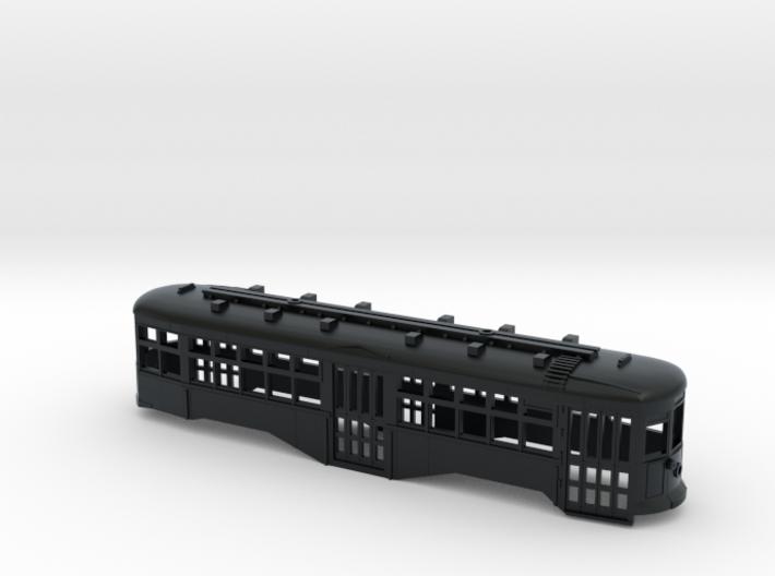 N Scale B&QT 8000-series Trolley Body 3d printed