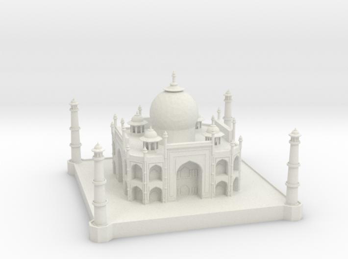 Taj Mahal 3d printed