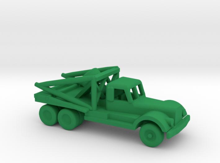 1/200 Scale Diamond T Wrecker 3d printed
