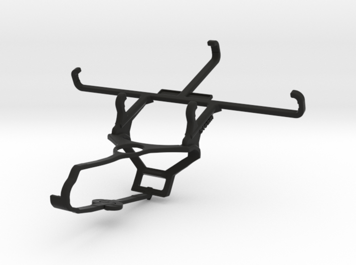 Steam controller & Archos 50 Cobalt 3d printed