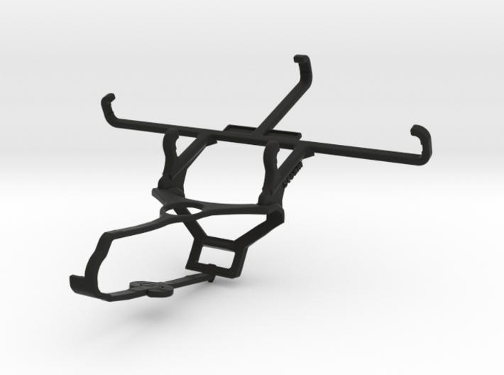 Steam controller & Intex Aqua 4G+ - Front Rider 3d printed