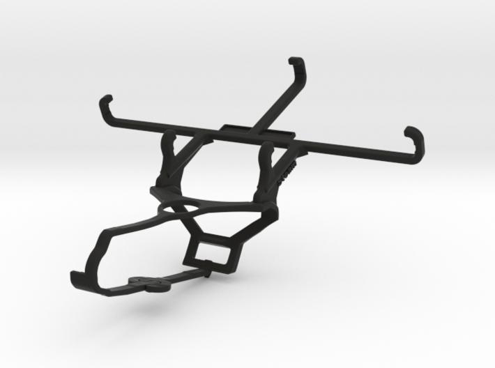 Steam controller & Intex Aqua Star 2 - Front Rider 3d printed