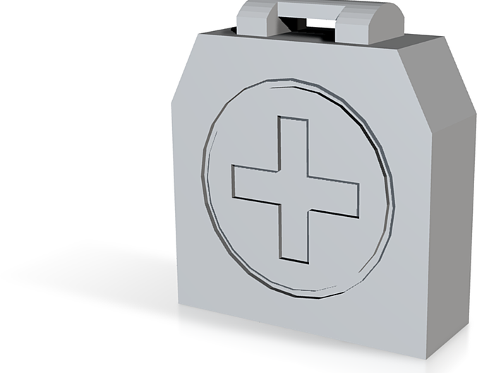 First AID Kit 3d printed