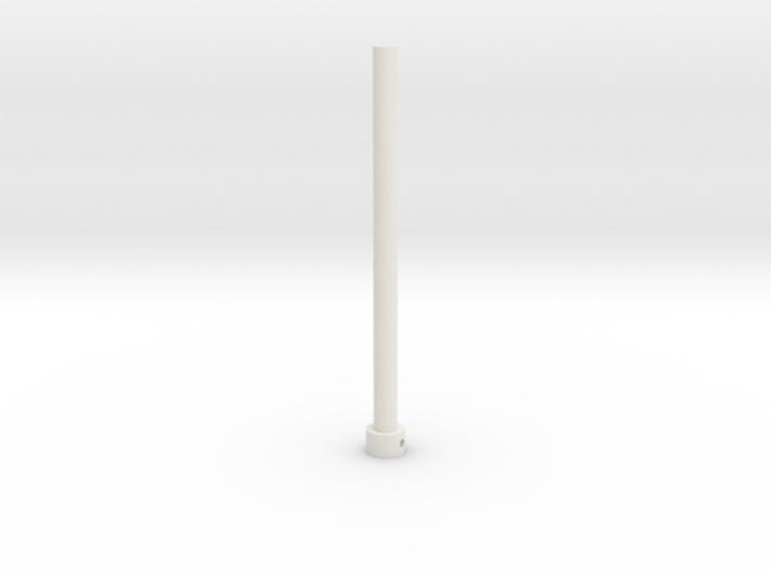 TK Grappling Hook Main Shaft 3d printed