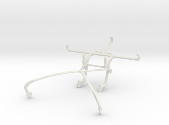 Controller mount for Shield 2015 & QMobile Noir X5 3d printed