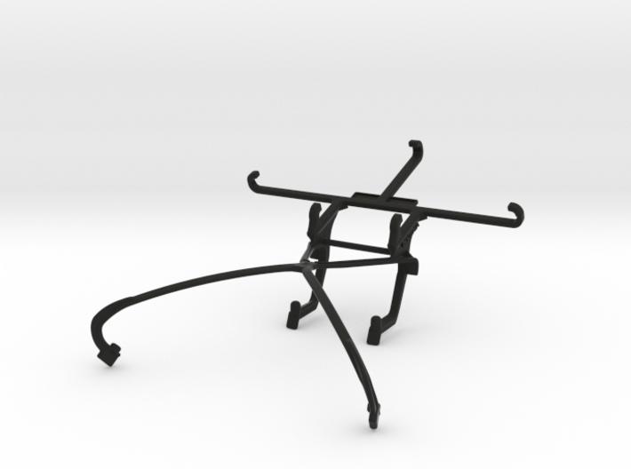 NVIDIA SHIELD 2014 controller & QMobile Noir X950 3d printed