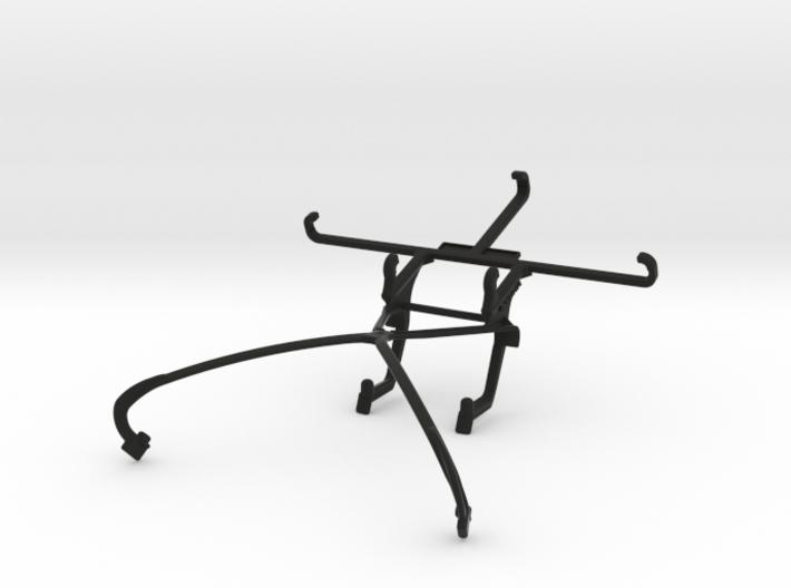 NVIDIA SHIELD 2014 controller & QMobile Noir Z8 - 3d printed