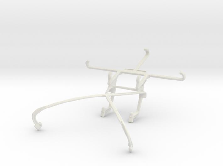 Controller mount for Shield 2015 & QMobile Noir Z8 3d printed