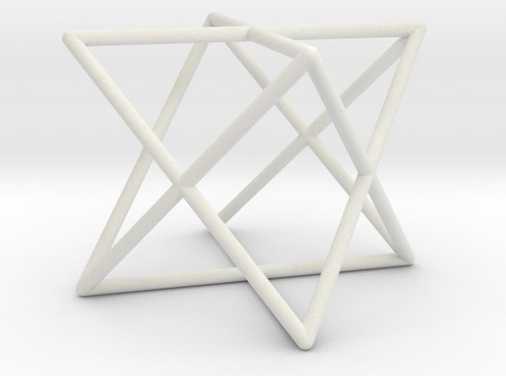 Star Tetrahedron D1 3d printed