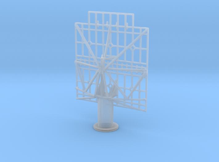 1/144 Scale WW2 USN SK Radar  3d printed