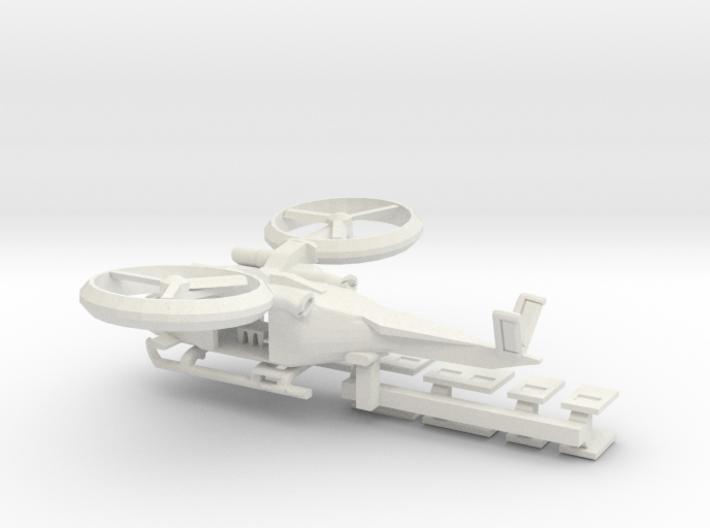 SA2 Samson Civ 1 To 285 Mod To Size V7 Solid-0 3d printed