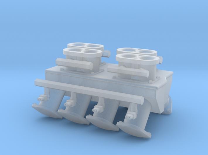 Mountain Motor 1/32 Injector Intake 3d printed