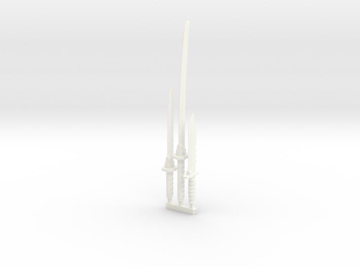 ACC-05-Swords  7inch MOTU 3d printed