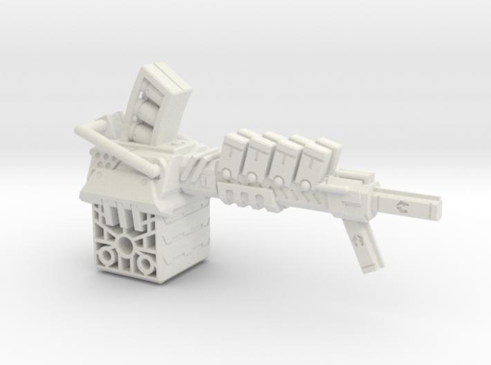 PM-37 THOR 3d printed