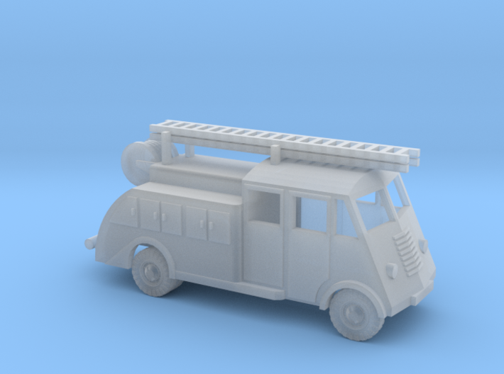 1/160 Renault AHN Fire Truck Camion pompier 3d printed