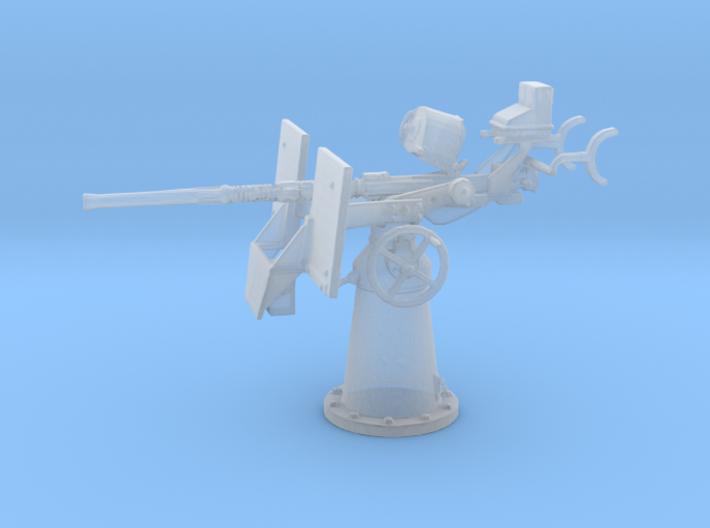 1/96 20mm Oerlikon Mk4 w/ MK14 Gun Sight 3d printed