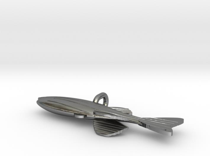 Zebrafisch 3d printed