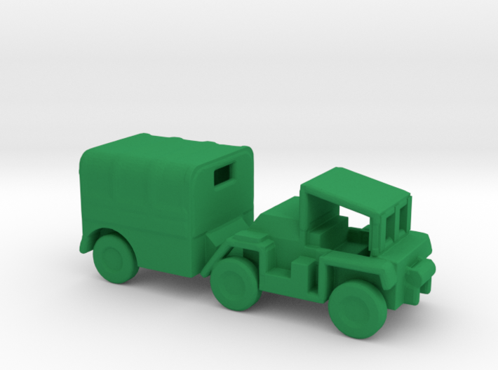 1/200 Scale M561Gama Goat Cover 3d printed